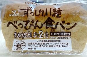 トランス脂肪酸ゼロのずっしり11種べっぴんパン「食パン1斤」