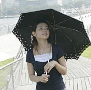 紫外線対策 日傘